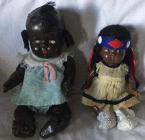 Collectible Composition Dolls