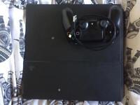 PS4 matte black 500gb