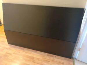 Queen Storage headboard