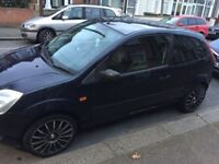 Ford Fiesta (1.3Engine) Low milage !!Great offer!!