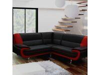 50% off new corner sofa last 2