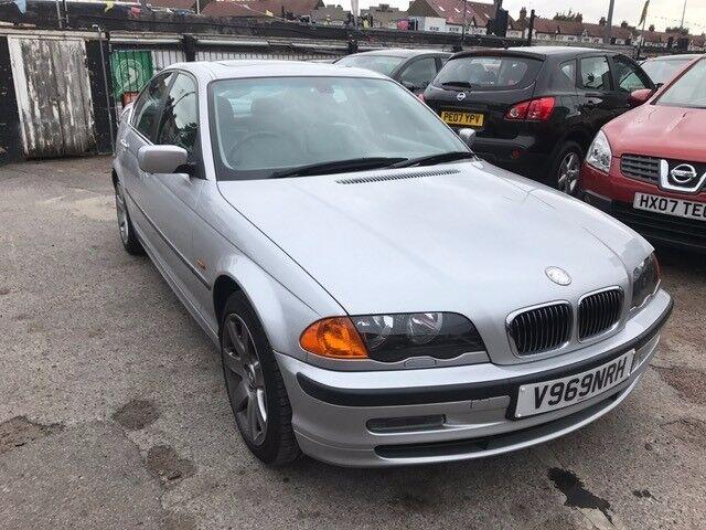 BMW Series I SE Dr AUTOMATIC FULL LEATHER - 2001 bmw 328i