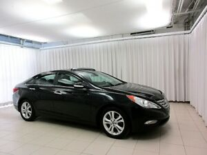 2013 Hyundai Sonata LIMITED SEDAN only 16K!!! fresh trade!