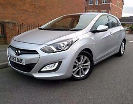 2013 Hyundai i30 - 1 Owner - Full Service History - £20 TAX