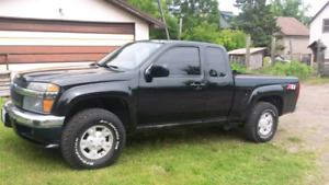 2004 Chevrolet Colorado 4x4 Ext. Cab