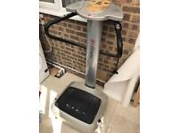 Jtx fitness vibrating plate
