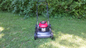 Honda HRS 216 Lawnmower For Sale
