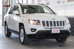 2016 Jeep Compass High Altitude, Sunroof, Heated Leather Seats