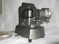 Vintage (Old School) slide projector GNOME. £20.00