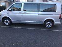8 seat Minibuses and driver hire