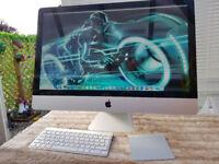 Apple iMac 27 inch - Quad Core i5 (Turbo Boost 3.7 GHz) - 240GB SSD