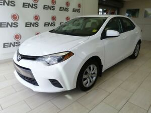 Toyota Certified 2016 Corolla LE