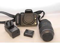 DIGITAL CAMERA - PANASONIC GH2 LUMIX 6 4/3 Micro System digital camera