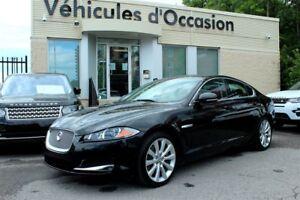 2013 Jaguar XF 3.0L Supercharged CERTIFIÉE 6 ans/160 000km