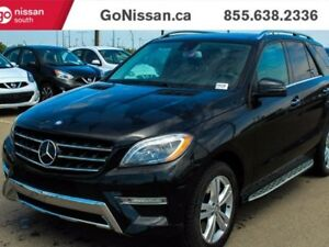 2013 Mercedes-Benz M-Class PANORAMIC SUNROOF, 4 MOTION, HEATED S
