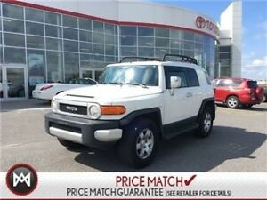 2008 Toyota FJ Cruiser 4WD ALLOYS, RUNNING BOARDS, DIFF LOCK Man