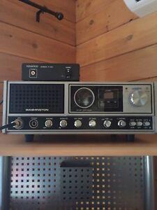 Uniden washington ssb base cb radio