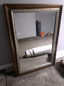 Mirror and Table/Storage Unit for Sale