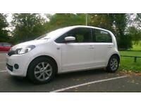 Skoda Citigo For Sale in Great Condition. Tax free. MOT Jun17. FSH. Manual. Brilliant small car!