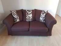 Sofas - BARGAIN!!!! 2 Seater sofa bed, 3 seater