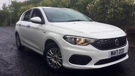 2017 Fiat Tipo 1.4 Easy 5dr Manual Petrol Hatchback