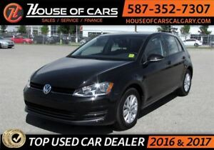 2017 Volkswagen Golf 1.8 TSI Trendline  / Back up Camera /