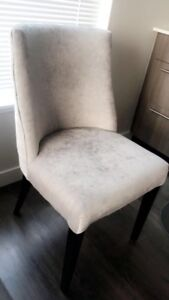 Grey chair for sale