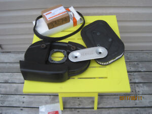 883 Air Box and filter (standard fit)