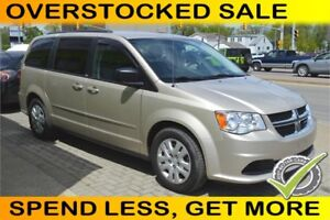 2014 Dodge Grand Caravan SXT, Yours For $53 Week