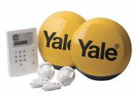 YALE Premium Wirefree Alarm Kit HSA6400