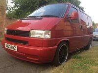 VW T4 SWB Van Excellent Restored Condition 2.5 ACV