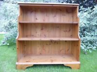 Ducal Solid Pine Bookcase
