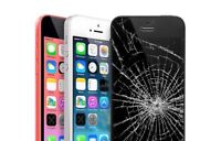 iPhone 5/5c/5s/SE Screen Replacement - 20 Minutes - 403-860-3683