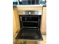 Indesit eletric cooker and hobs