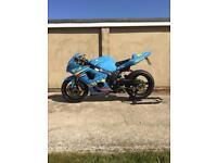 Suzuki Gsxr 1000k3 track/road bike