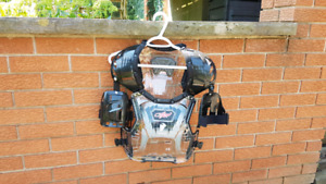 Thor Chest Protector womens - off road,  $30