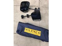 Milenco Grand Areo 3 towing mirrors