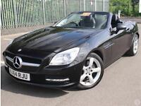 Mercedes Benz SLK K 250 2.1 CDI B/E 2dr AutoNav Leat