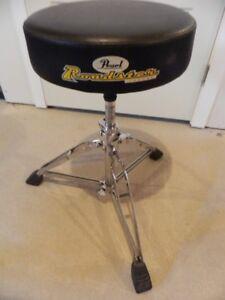Banc de drum Roadster Pearl