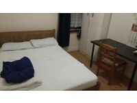 DOUBLE ROOM TO RENT 1 MINT WALK TO EAST HAM STATION E12 6SE-BILLS INCLUDED-