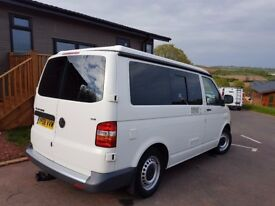 VW T5 Campervan. 4 Birth. Professional conversion.