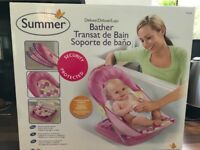 BRAND NEW BABY BATHER (PINK) £10