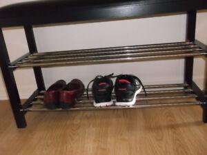 étagère à soulier