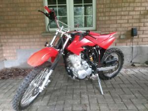 2008 125cc dirt bike