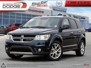 2015 Dodge Journey R/T | V-6 | UCONNECT | KEYLESS ENTRY | HEATED