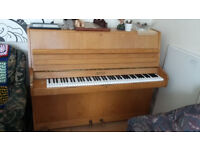Upright Piano £50 ono For Collection
