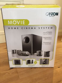 Canton Movie 80CX - 5.1 Speakers