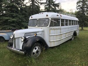 1940 Ford Bus