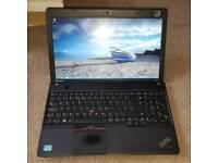 Lenovo E530c laptop. Core i3-3120. Core i3. 8gb ram. 500g hd
