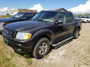2005 Ford Explorer Sport Trac Adrenalin Pickup Truck